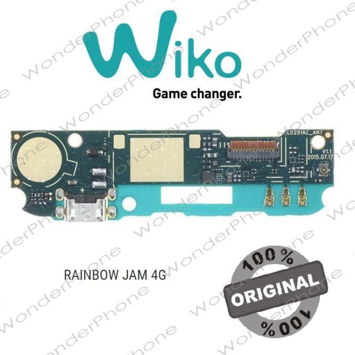 Connecteur Charge et Réseau Wiko Rainbow JAM 4G