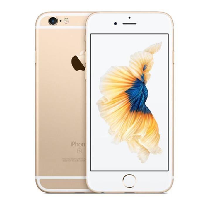 SMARTPHONE iPhone 6s 64 Go smartphone débloqué OR
