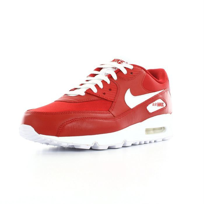 Nike - Air max 90 Rouge Rouge - Achat / Vente basket - Cdiscount