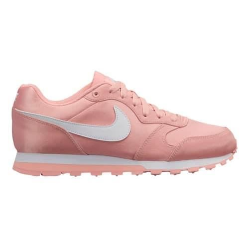 premium selection a1596 b5349 BASKET Chaussure Nike MD Runner 2 rose clair blanc femme