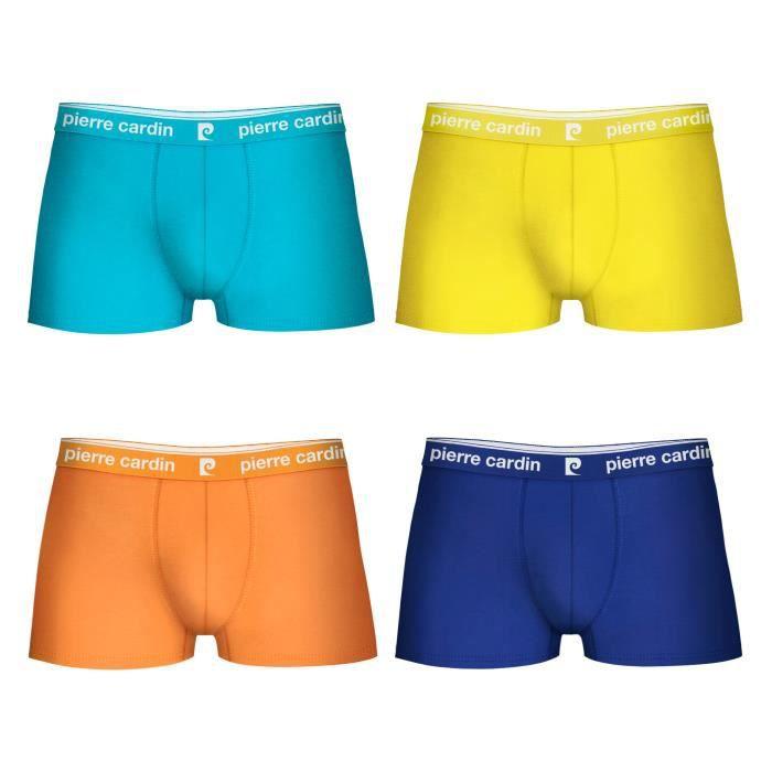 KTM Pack 10 slips pour hommes de différentes couleurs