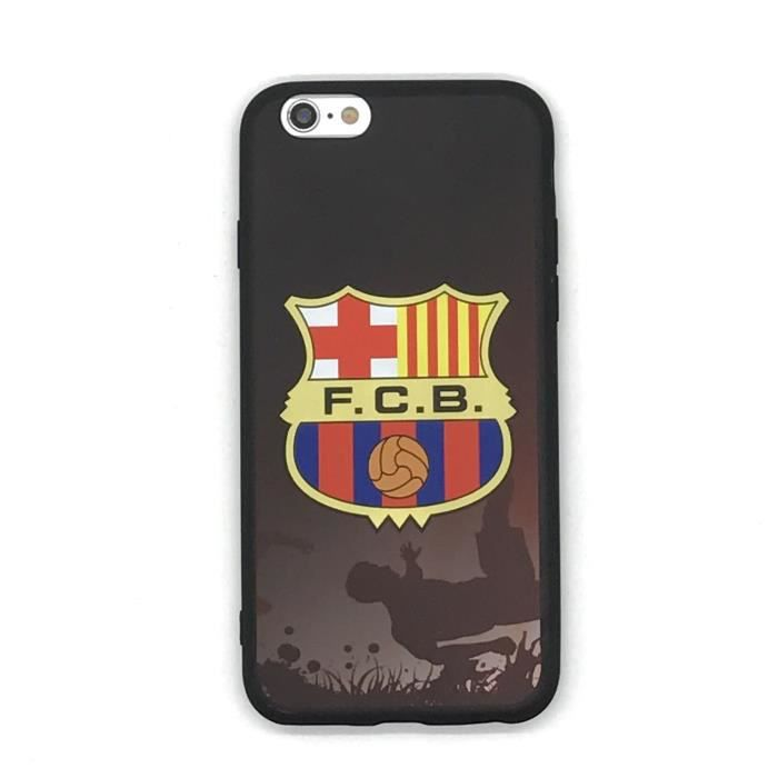 coque iphone 8 barcelone