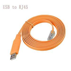 CLÉ USB Câble de console de USB vers RJ45 de FTDI pour le