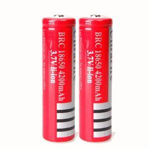 BATTERIE INFORMATIQUE 3.7V rechargeable Ultrafire 18650 batterie recharg