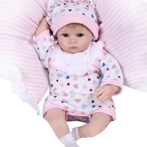 POUPÉE Bébé Reborn réaliste poupée 26cm poupée nouveau-né
