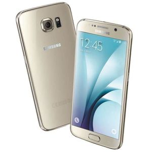 SMARTPHONE RECOND. Samsung Galaxy S6 G920 Smartphone 32 Go Or