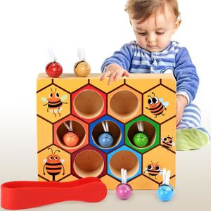 TABLE JOUET D'ACTIVITÉ Enfants Montessori Jouets Éducatifs Préscolaire En