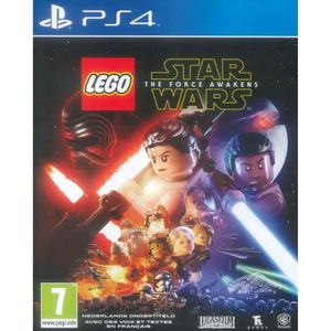 JEU PS4 LEGO Star Wars the Force Awakens + DLC Phantom Pac