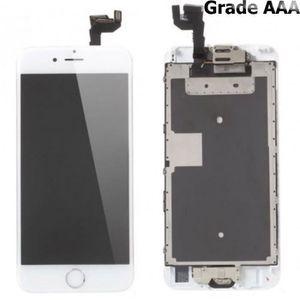 ECRAN DE TÉLÉPHONE Ecran Complet iPhone 6S Blanc Prémonté avec Vitre