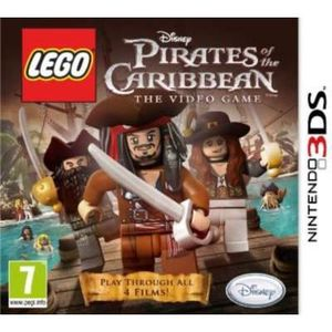 JEU 3DS Lego Pirates of the Caribbean: The Video Game (Nin