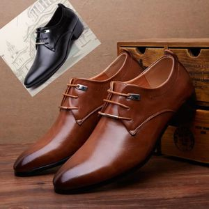 SEMELLE DE CHAUSSURE Chaussures Hommes Cuir Oxfords Style chaussures d'