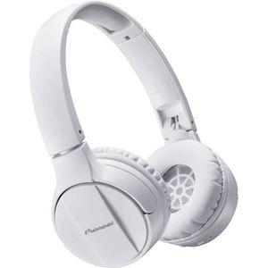 CASQUE - ÉCOUTEURS PIONEER Casque sans fil stéréo - Bluetooth - Arcea