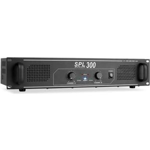 AMPLI PUISSANCE Skytec SPL 300 Ampli audio sono DJ 300W LED