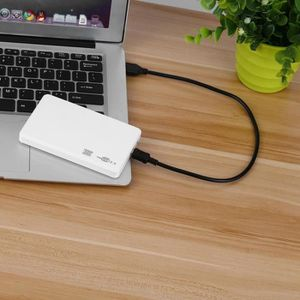 BOITIER PC  YIER USB2.5 pouces Disque dur Boitier SATA Port Bo