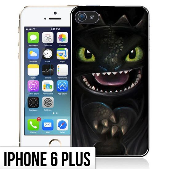 coque iphone 6 plus dragon