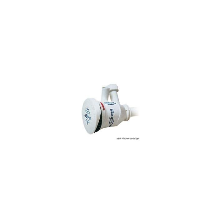 Attwood - Pompe aération pour viviers Attwood 29 l/m 12V 3A