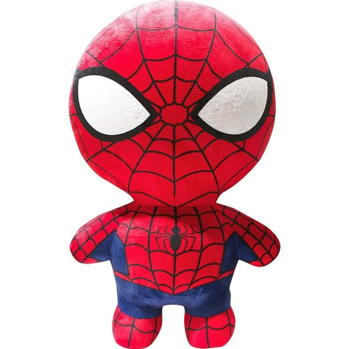 INFLATE-A-MALS Peluche gonflable Spiderman 75cm- Ultra résistante