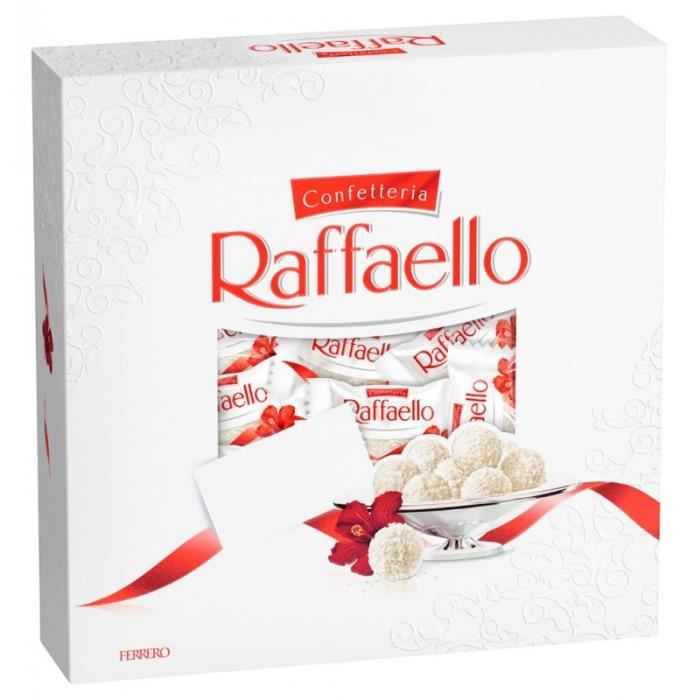 Raffaello 26 Bouchées 260g (lot de 9)