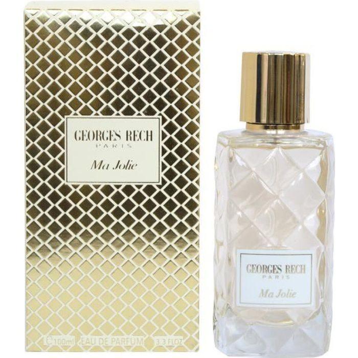 MA JOLIE Georges Rech Eau de parfum 100ML