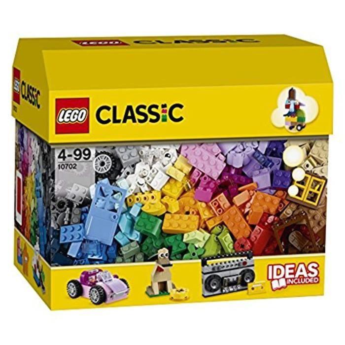 Jeu D'Assemblage LEGO XMGEN 10702 Set de construction