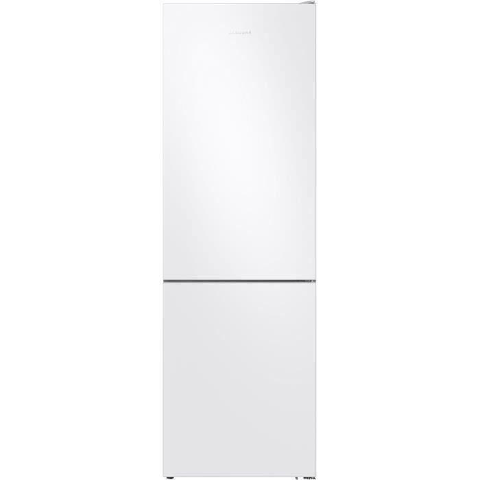 SAMSUNG RB3VTS134WW - Réfrigérateur combiné - 317L (228L + 89L) - Froid Ventilé Plus - L59,5cm x H186cm - Blanc - Pose Libre