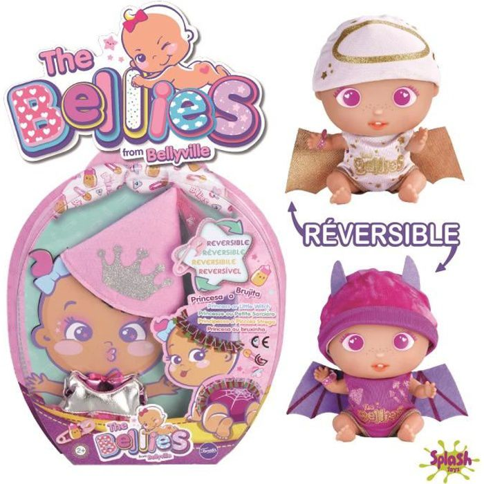 The Bellies - Vêtements amusants - accessoires poupons