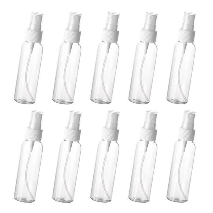 10 PCS 60 Transparent Pulvérisateur Bouteille Vide En D'eau Maquillage Parfum Brume Atomiseur LAVE-VITRE ELECTRIQUE