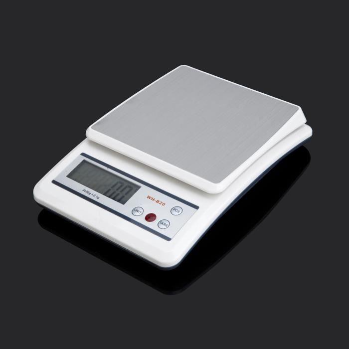 7 Kg 1g Lcd Balance De Cuisine Electronique Balance Numerique De