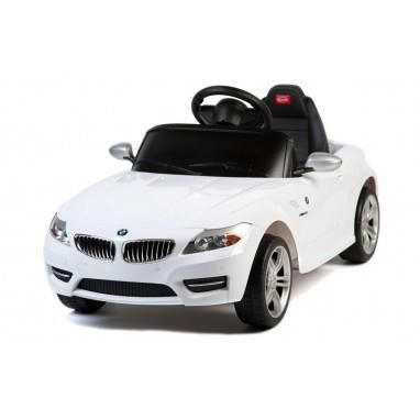 voiture lectrique bmw z4 ride on 6v blanche achat vente voiture enfant cdiscount. Black Bedroom Furniture Sets. Home Design Ideas
