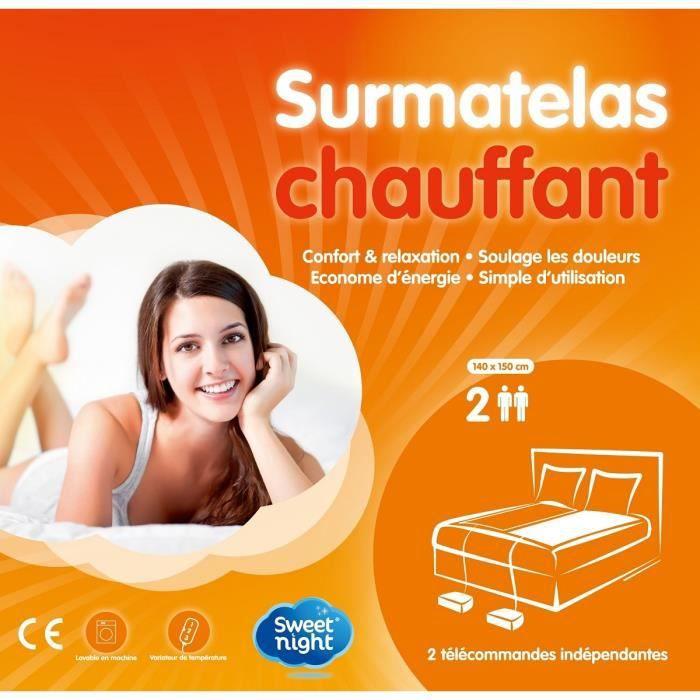 Surmatelas Chauffant