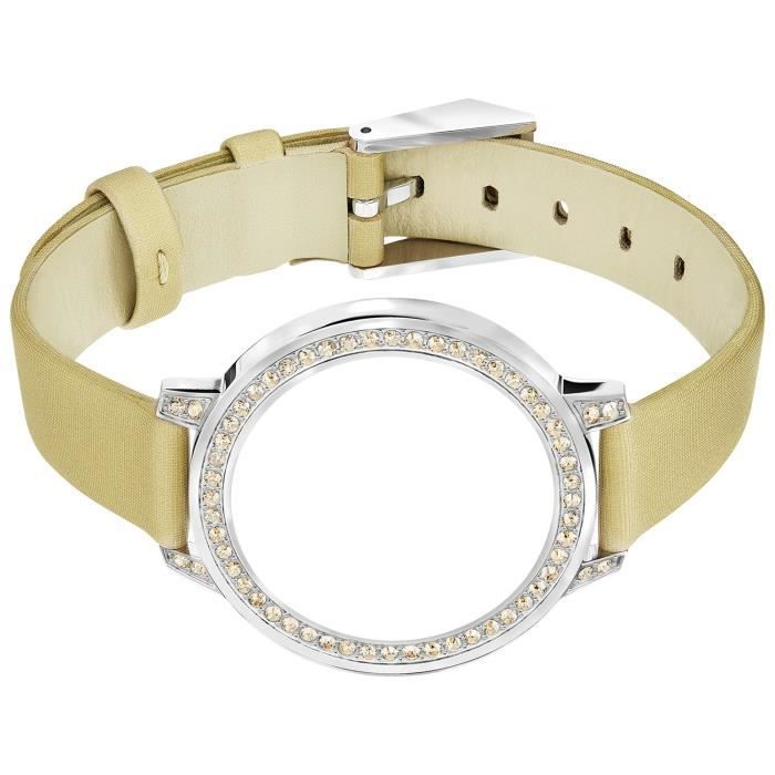 Bracelet Swarovski Activity Cardoon beige