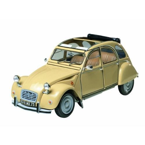 maquette de 2cv a monter. Black Bedroom Furniture Sets. Home Design Ideas