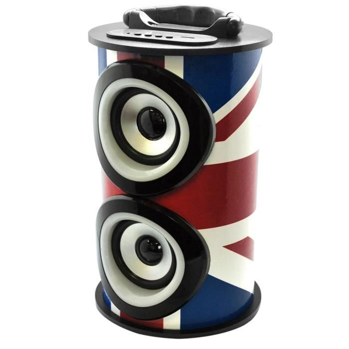 enceinte tour bluetooth angleterre achat vente jeu de. Black Bedroom Furniture Sets. Home Design Ideas