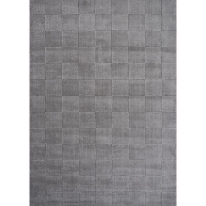 carrelage design tapis gris salon moderne design pour. Black Bedroom Furniture Sets. Home Design Ideas