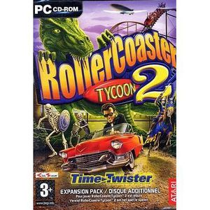 JEU PC ROLLERCOASTER 2 : Time Twister (Add On 2)