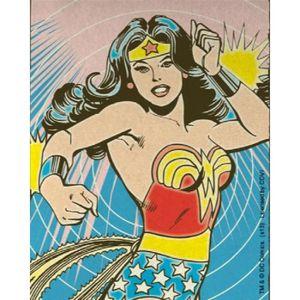COMICS Dc Comics originaux Wonder Woman Sticker IUQF2