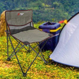 Mini pliant Camping chaise Outdoor pique-nique plage tabouret sac de transport