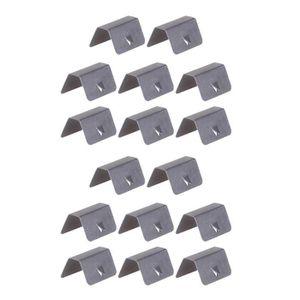 perfk 16pcs Clips de D/éflecteurs dair Accessoires de Rechange pour Heko G3