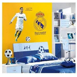 d coration chambre real madrid