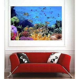 Poster mural achat vente poster mural pas cher cdiscount for Poster decoration murale