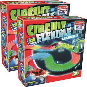 CIRCUIT Circuit Flexible et Lumineux 440 pcs – Le circuit