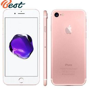 SMARTPHONE RECOND. APPLE IPhone 7 32Go Rose or  Reconditionné à neuf