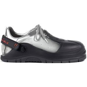Sur Chaussure new Millenium coqu/é noir Pointure 35 /à 39