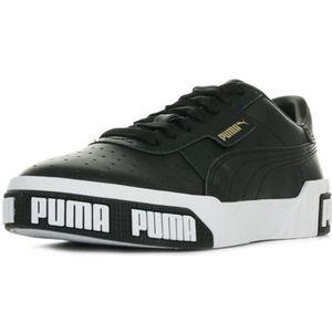 chaussure femme puma bordeaux
