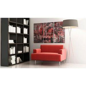 TABLEAU - TOILE Tableau Art urbain Style dimension 60x40 Londres r