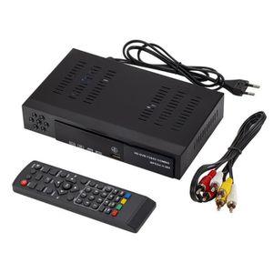 RÉCEPTEUR - DÉCODEUR   Récepteur décodeur intelligent TV numérique DVB-T2