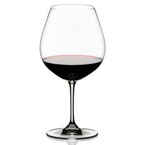 Riedel Lot de 2 Verres /à Vins Vinum 6416//0 Bordeaux