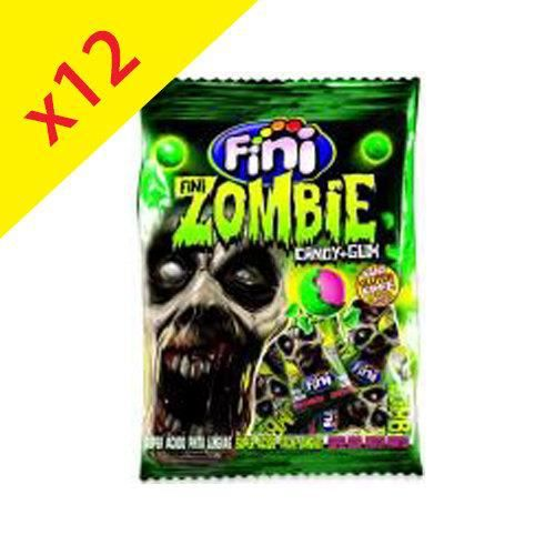 Colis de 12 paquets de Boom Zombie (sans gélatine) 70g