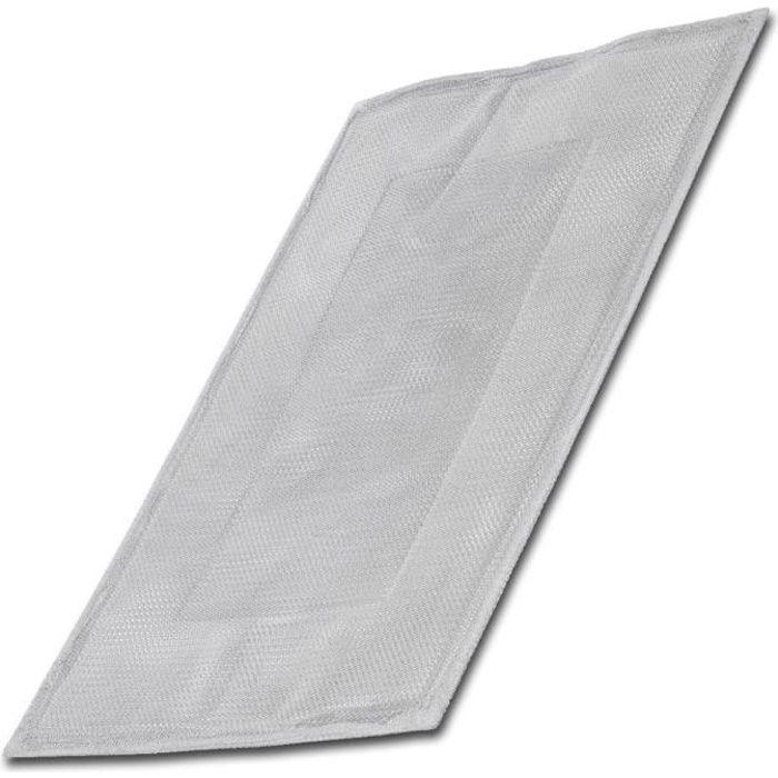 Filtre métal anti graisse (à l'unité) - Hotte - BOSCH, SIEMENS (4668)