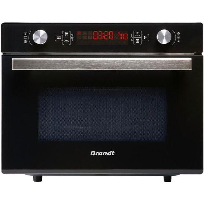 BRANDT CE3610B - Micro-ondes combiné 36L - Noir